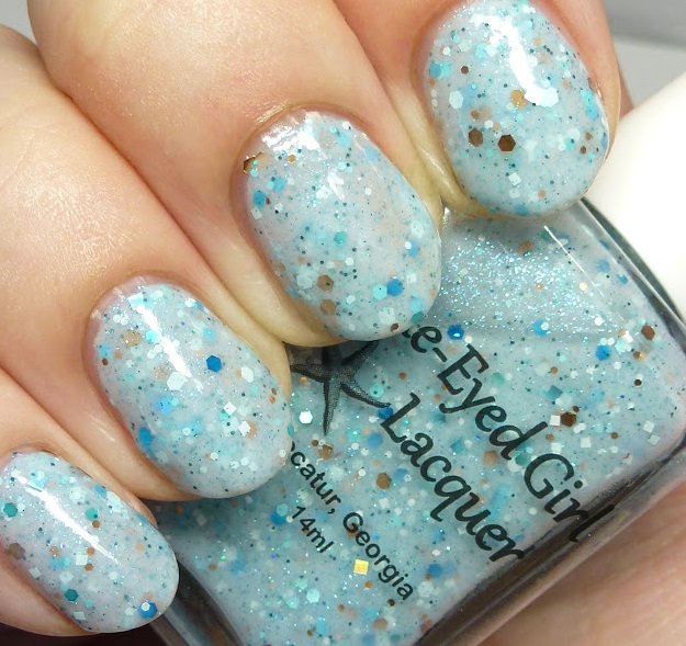 Blue Eyed Girl Lacquer
