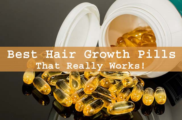 Best Hair Growth Pills That Work