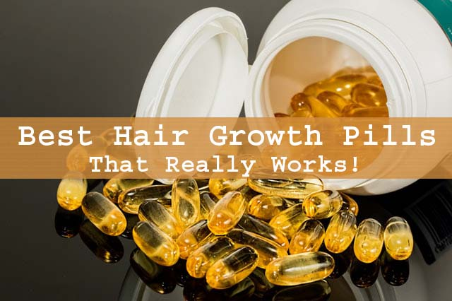 Hair Growth Pills